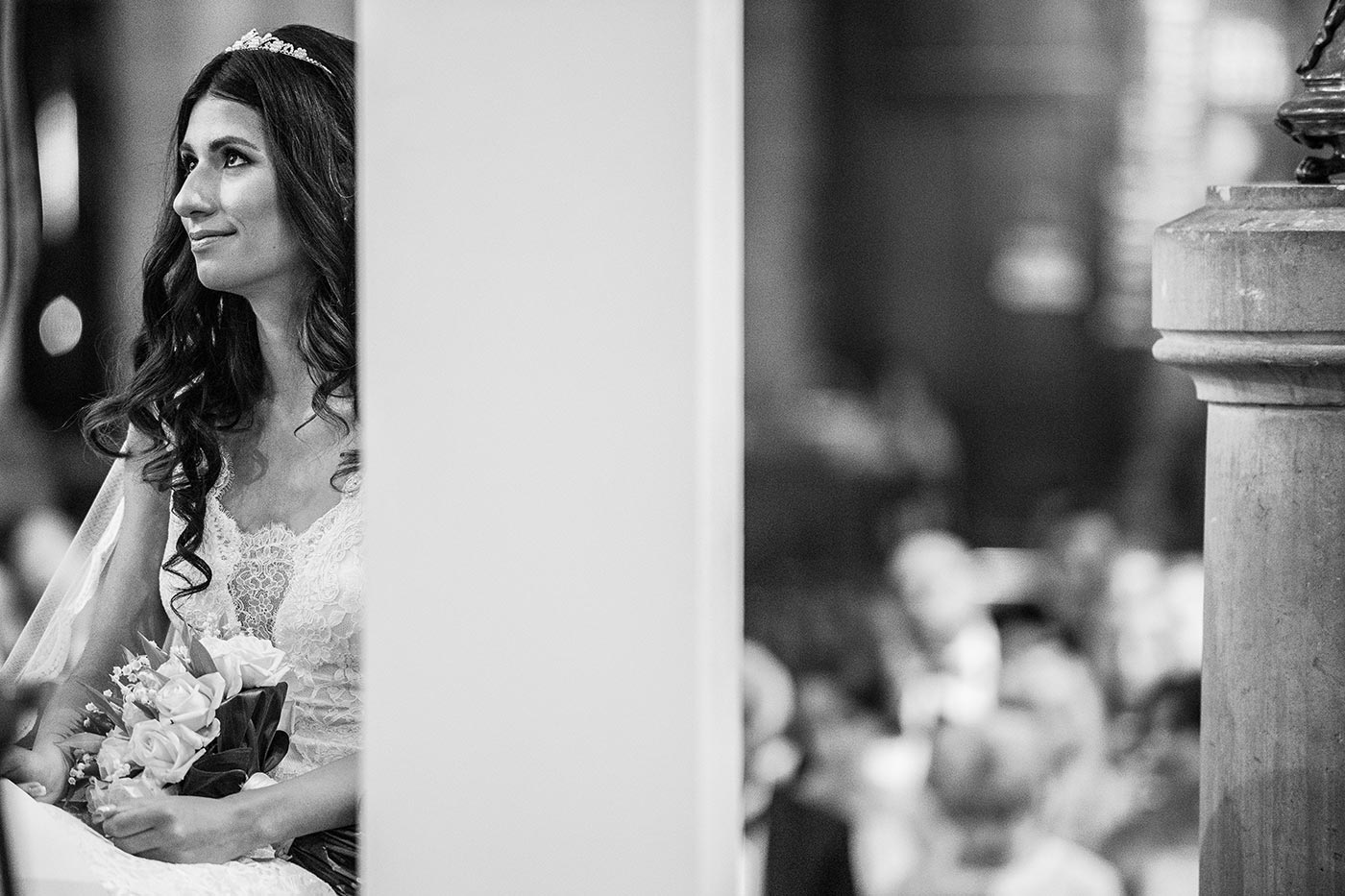 Sainte Eugénie Church Wedding Photography